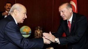 MHP'den 30 büyükşehir için AK Parti'ye 'ittifak' sinyali