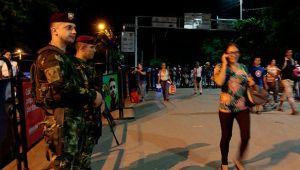 Kolombiya hükümeti sınırları kapattı