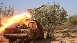 Suriyeli muhaliflerden çadır kampı saldırısına misilleme