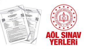 AÖL 1.dönem sınav yerleri açıklandı! MEB Açık öğretim lisesi sınav giriş belgesi...