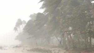 Filipinler'de şiddetli tayfun! Ölü sayısı gitgide yükseliyor