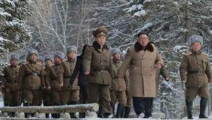 Kuzey Kore lideri orada görüntülendi!